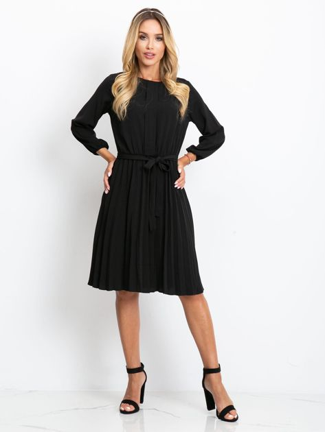 Czarna sukienka Dakota                              zdj.                              4