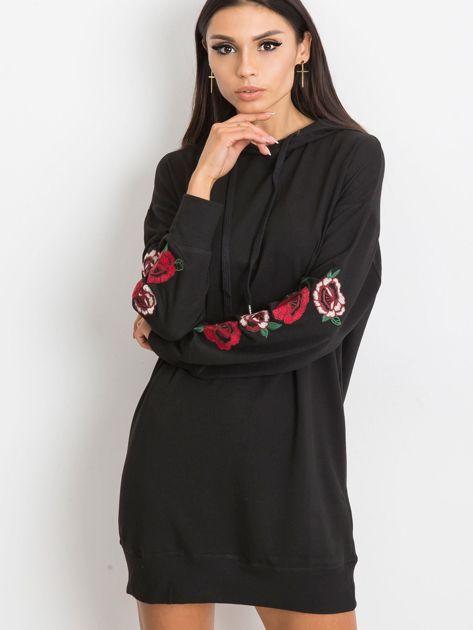 Czarna sukienka Derby                              zdj.                              5