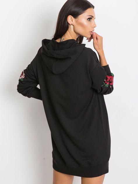 Czarna sukienka Derby                              zdj.                              2