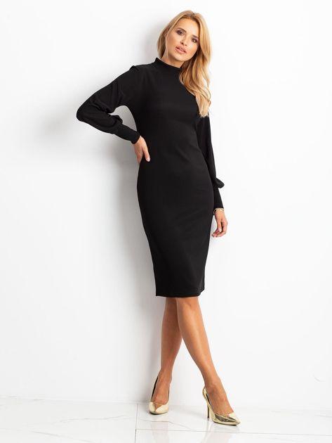 Czarna sukienka Goddies                              zdj.                              4