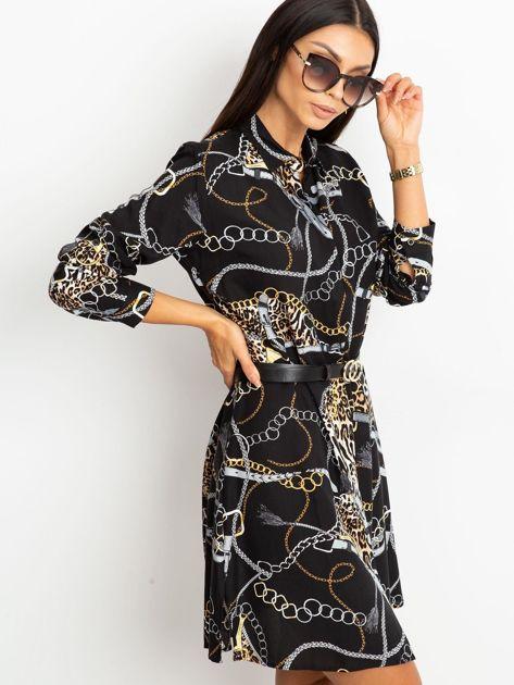 Czarna sukienka Gracia                              zdj.                              3