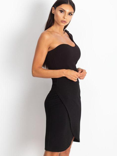 Czarna sukienka Night                              zdj.                              3