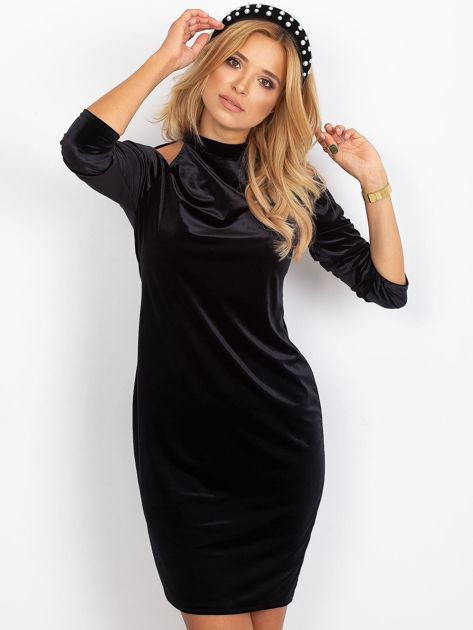 Czarna sukienka Penny                              zdj.                              1