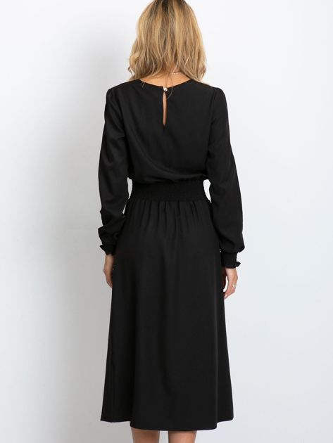 Czarna sukienka Saffire                              zdj.                              2