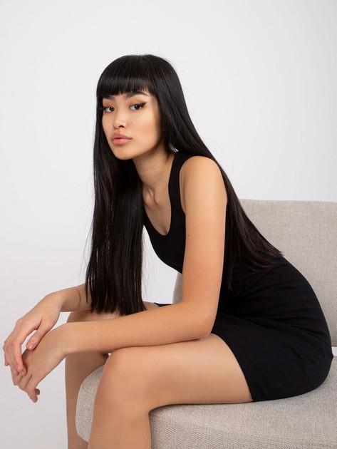 Czarna sukienka Simona RUE PARIS