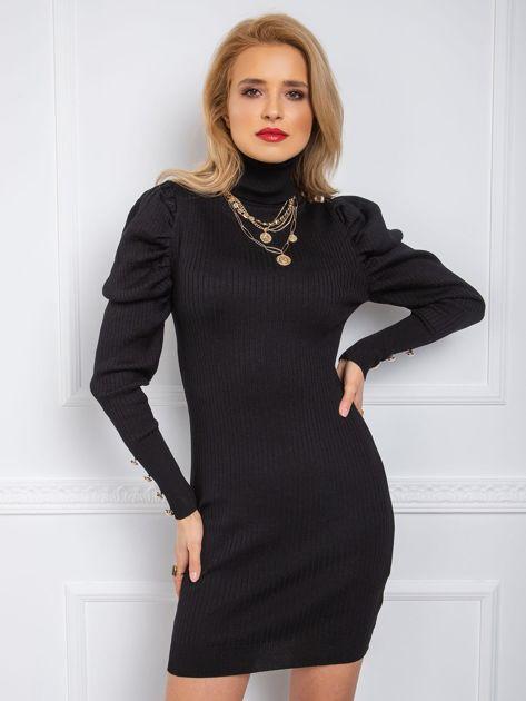Czarna sukienka Summit