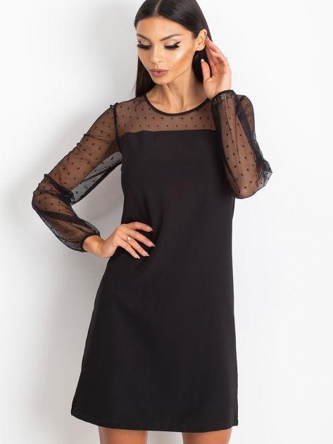 Czarna sukienka Vanity                              zdj.                              1