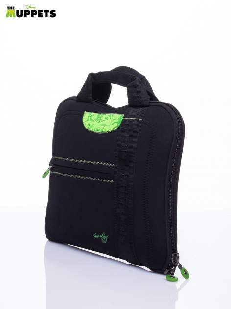 Czarna torba na laptopa DISNEY Muppety                                   zdj.                                  2