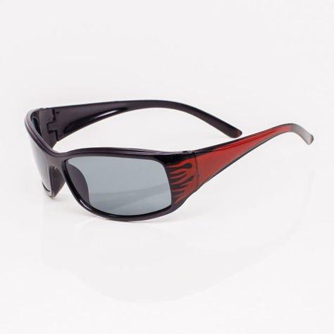 Czarne Dziecięce Okulary przeciwsłoneczne                              zdj.                              2