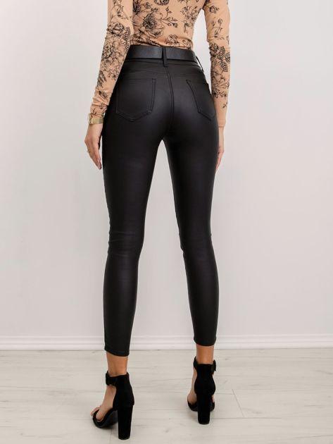 Czarne spodnie Adelaide