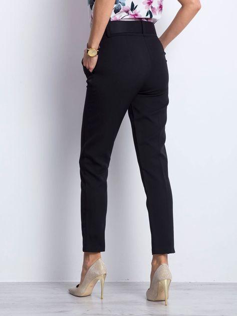Czarne spodnie Invitation                              zdj.                              2