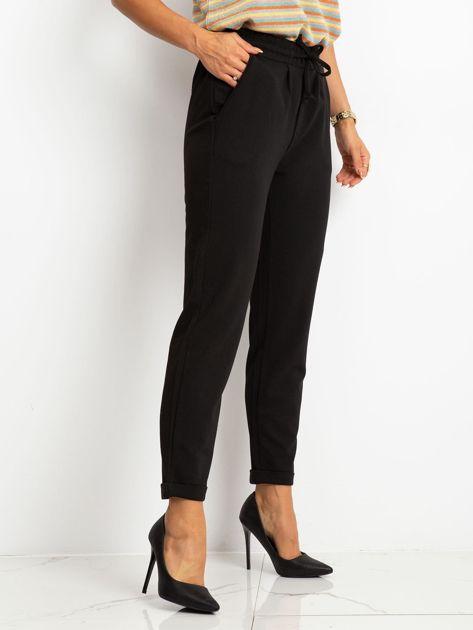 Czarne spodnie Journee                              zdj.                              3