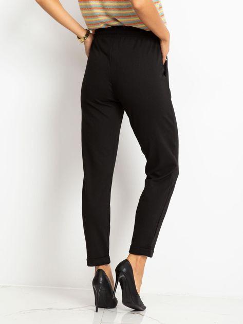 Czarne spodnie Journee                              zdj.                              2
