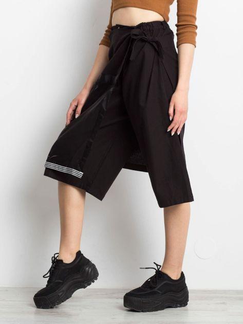 Czarne spodnie Rebirth                              zdj.                              3