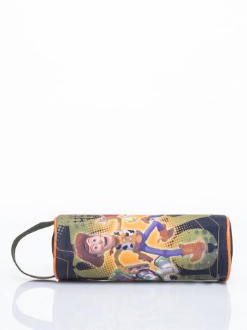 Czarny piórnik szkolny saszetka PIXAR Toy Story                                  zdj.                                  1