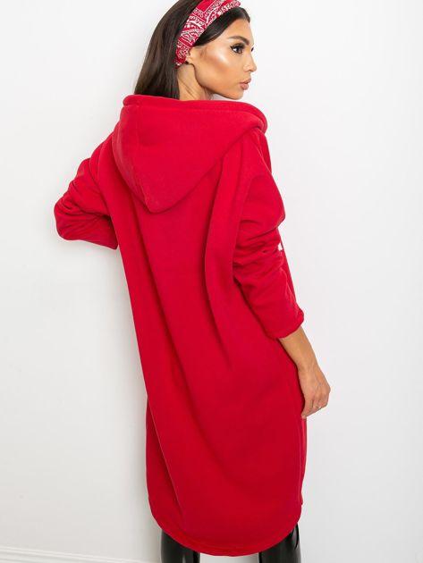 Czerwona bluza Stunning                              zdj.                              2