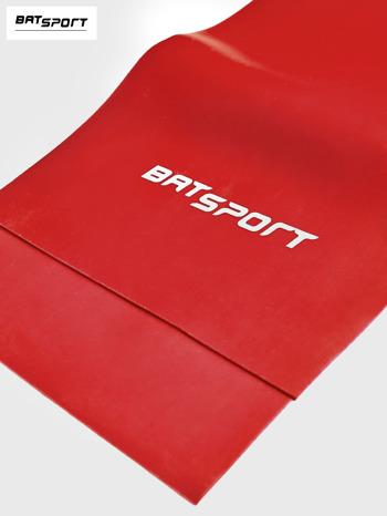 Czerwona guma do ćwiczeń poziom łatwy                                  zdj.                                  4