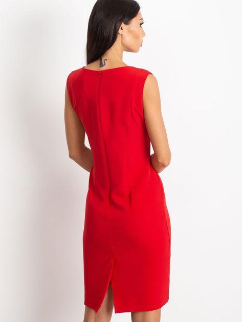 Czerwona sukienka Theme                              zdj.                              2