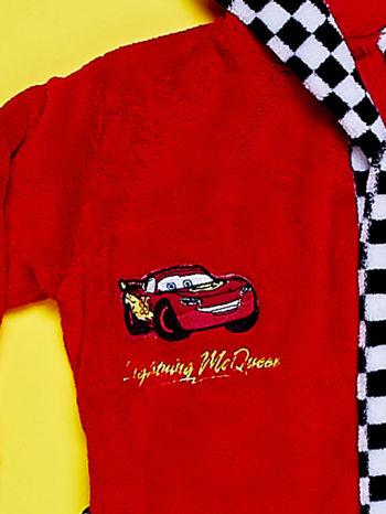 Czerwony chłopięcy szlafrok CARS                                  zdj.                                  4