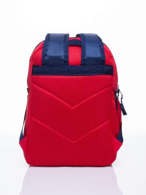 Czerwony plecak szkolny DISNEY Myszka Minnie                                  zdj.                                  5
