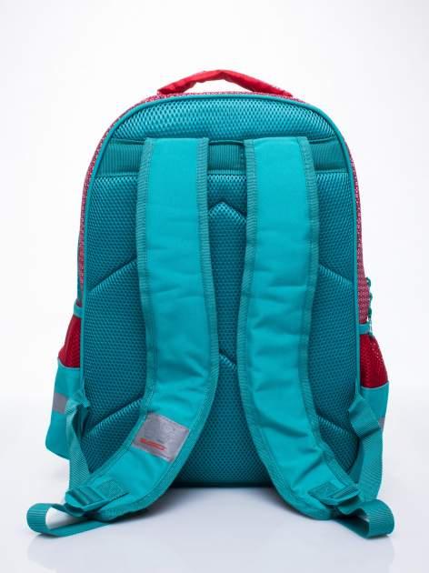 Czerwony plecak szkolny DISNEY w wisienki                                  zdj.                                  3