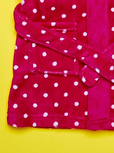 Czerwony szlafrok dla dziewczynki MINNIE MOUSE                                  zdj.                                  5