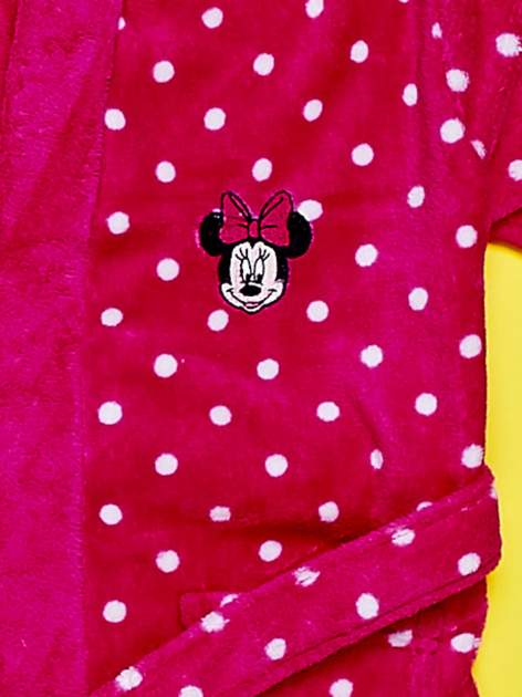 Czerwony szlafrok dla dziewczynki MINNIE MOUSE                                  zdj.                                  6