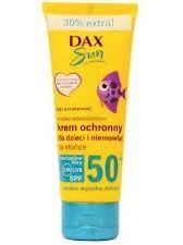 Dax Sun Krem ochronny dla dzieci i niemowląt na słońce SPF 50  75 ml                              zdj.                              1