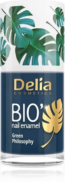 "Delia Cosmetics Bio Green Philosophy Lakier do paznokci nr 622 Moon  11ml"""