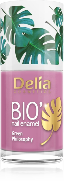 "Delia Cosmetics Bio Green Philosophy Lakier do paznokci nr 625 Crazy  11ml"""