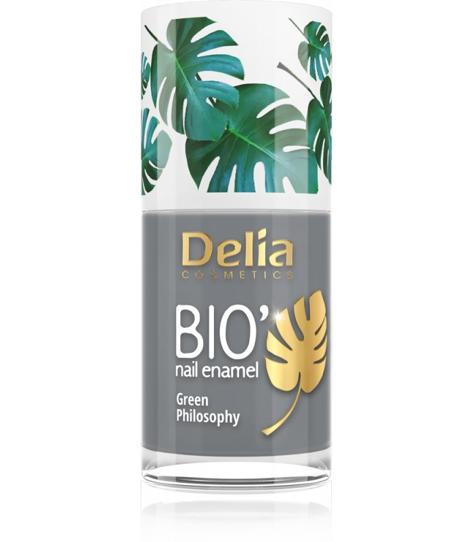 "Delia Cosmetics Bio Green Philosophy Lakier do paznokci nr 640 Ice Cream  11ml"""