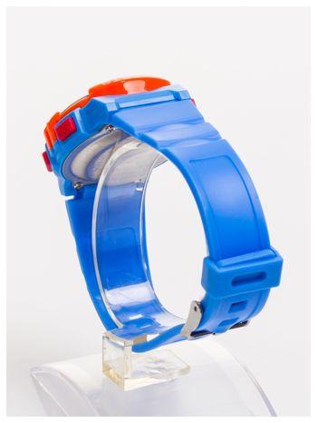 Dziecięcy zegarek sportowy wielofunkcyjny. Łatwy w obsłudze. Idealny dla dziecka. Wodoodporny.                                  zdj.                                  4