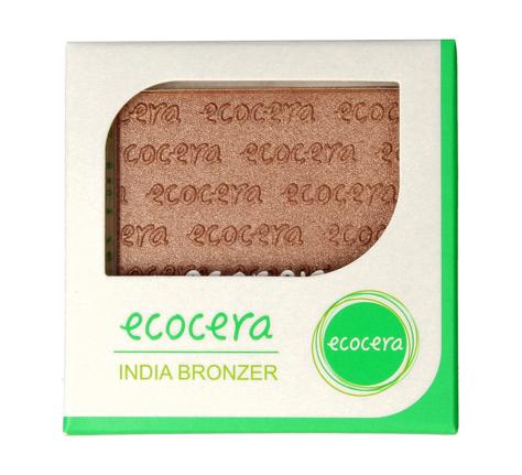 "ECOCERA Puder brązujący India  10g"""