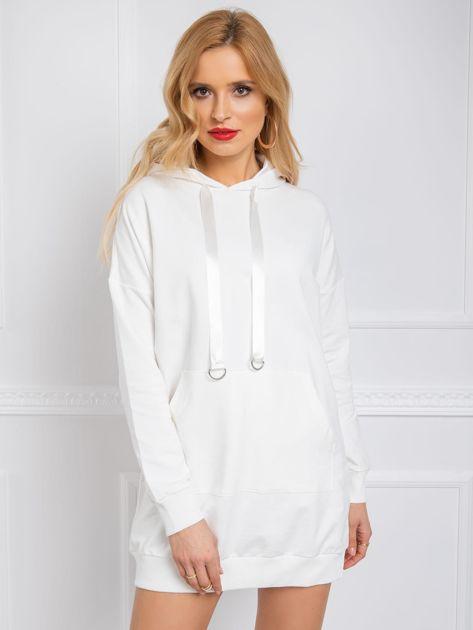 Ecru sukienka Jennie RUE PARIS