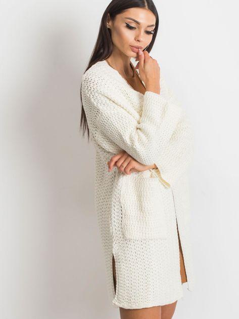 Ecru sweter Luna                              zdj.                              3
