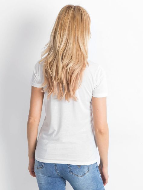 Ecru t-shirt Bunny                              zdj.                              2