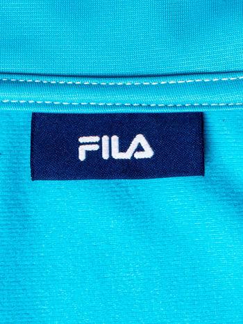 FILA Niebieska bluza zapinana na suwak                                  zdj.                                  4