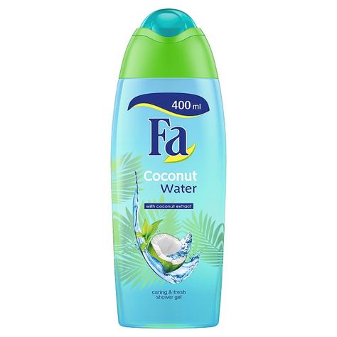 """Fa Coconut Water Żel pod prysznic odświeżający 400ml"""""""