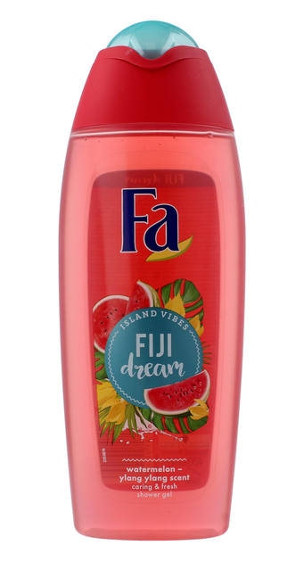 "Fa Fiji Dream Żel pod prysznic Watermelon & Ylang Ylang  400ml"""