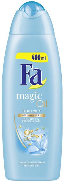 "Fa Magic Oil Blue Lotus Żel pod prysznic 400 ml"""