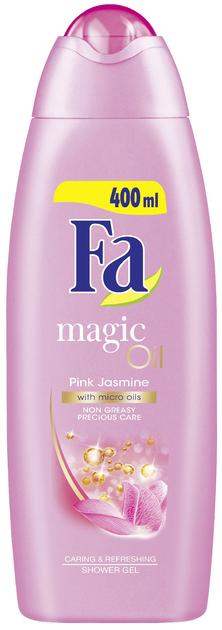 """Fa Magic Oil Pink Jasmine Żel pod prysznic 400 ml"""""""