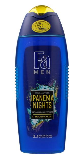 """Fa Men Ipanema Nights Żel pod prysznic 2w1 dla mężczyzn  400ml"""""""