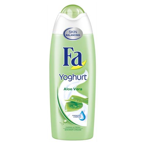 "Fa Yoghurt Aloe Vera Żel pod prysznic 250ml"""