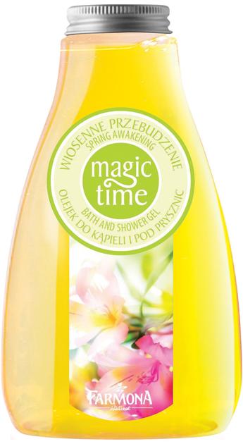 """Farmona Magic Time Wiosenne Przebudzenie Olejek do kąpieli i pod prysznic 425ml"""""""