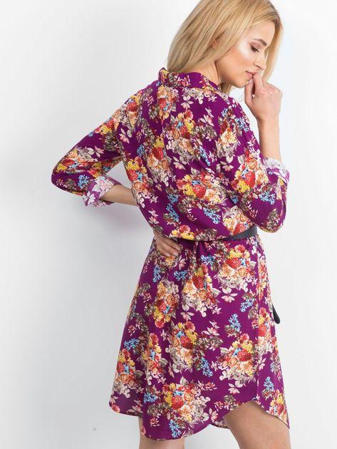 Fioletowa sukienka Impromptu                              zdj.                              2