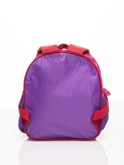 Fioletowy plecak na wycieczkę DISNEY Ulica Sezamkowa                                  zdj.                                  5