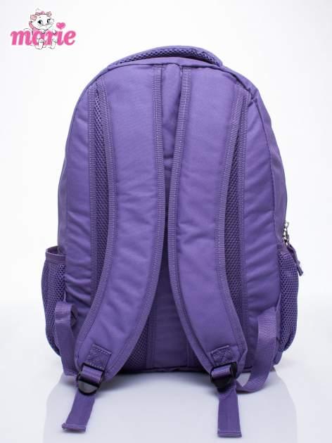 Fioletowy plecak szkolny DISNEY kotka Marie                                  zdj.                                  3