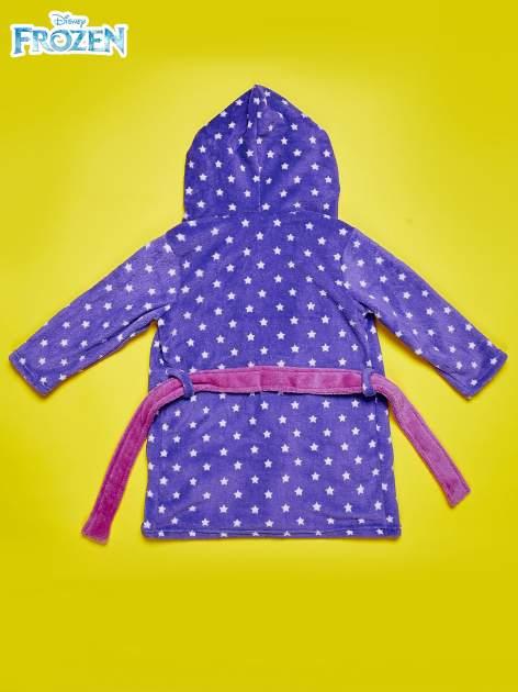 Fioletowy szlafrok dla dziewczynki FROZEN                                  zdj.                                  3