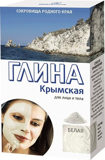 Fitocosmetics Glinka biała krymska oczyszczająca 100 g