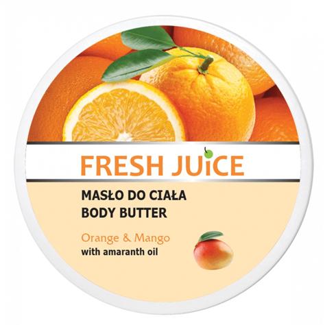 """Fresh Juice Masło do ciała Orange & Mango  225ml"""""""